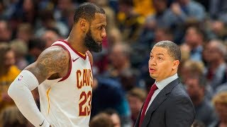 Tyronn Lue Leaves Cavaliers & LeBron James Reacts!