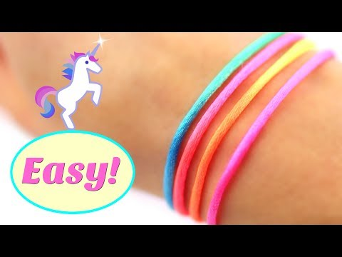 EASY Friendship Bracelets Anyone Can Make! Fun Crafts For Teens