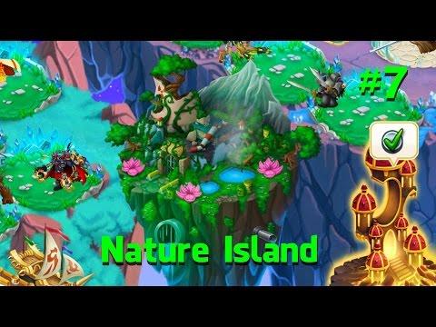 Monster Legends - Natutre Island 7