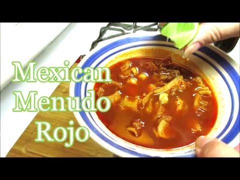 Mexican Menudo Rojo Recipe - Mexican Hangover Soup