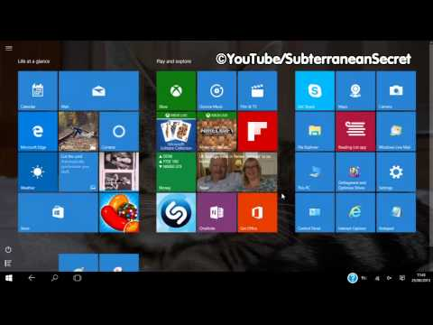 How to Use Tablet Mode in Windows 10