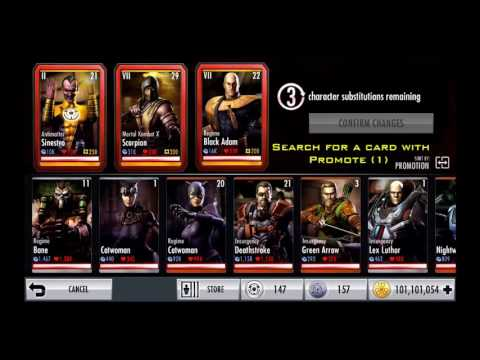 How to get unlimited Coins in Injustice Gods Among US IOS [PATCHED]