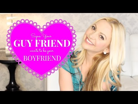 Signs Your GUY FRIEND Wants to Be Your BOYFRIEND: TEEN EDITION
