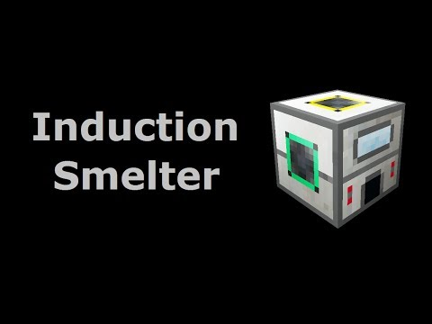Induction Smelter (Tekkit/Feed The Beast) - Minecraft In Minutes