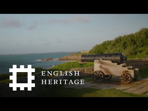 A Heritage Adventure: Cannon Conservation on the Isles of Scilly