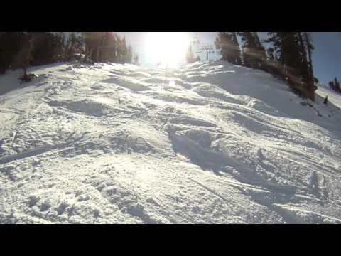 Lake Tahoe Ski Trip (GoPro): Heavenly, Kirkwood, Mt. Rose, Squaw Valley, Northstar