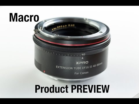 Is the XPRO EF16 III any good for macro photography?