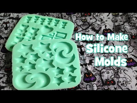 How to Make Silicone Molds