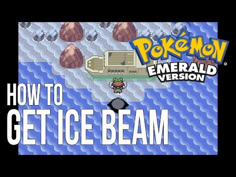 Pokemon Emerald Help Guide - How To Get Ice Beam TM13 - Ganja Gamers