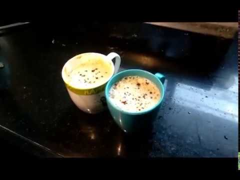 Foamed Coffee Without Milk || Without Coffee Machine