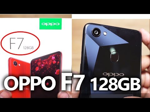 NEW!🔥 OPPO F7 (128GB | 6GB RAM) Unboxing & Mini Review! [After 1 Month]