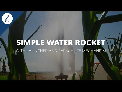 DIY: How to build a simple water rocket