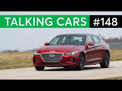 Car Loan Advice,Rising Fuel Prices, & Genesis G70  Talking Cars with Consumer Reports #148