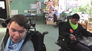 Carlson School for Cerebral Palsy - Boys with ability (Attitude!)