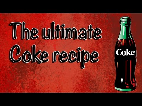 How to make your own Coke