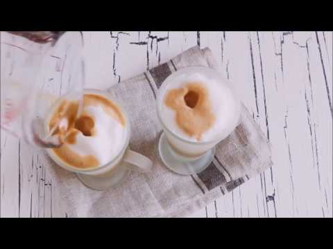 How to make a Latte with Instant Coffee ..!!