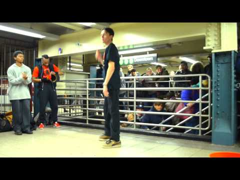 Amaros NY/Fabien (Taser)/Ramses (RK)/The Float Master - 2nd Round [S4 Ep22 pt 2]