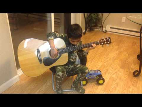 Counting My Blessings: Music Composed By My 7 Year's Old Son