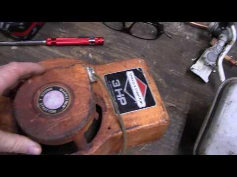 1985 3 HP BRIGGS ENGINE REPAIR (part 3)