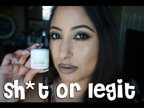 SH*T or LEGIT: ELIXIR OF LIFE?! LA MER Moisturizing Cream