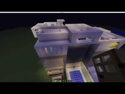 Minecraft The Ultimate Condo Build Tour