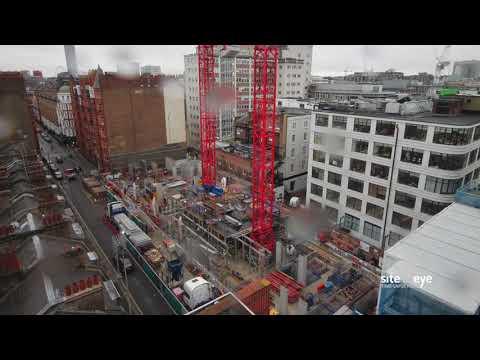 Phase 5 building progress timelapse - February 2018