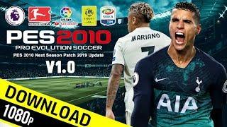 Download Savedata & Textures PES 2010 Mod Liga 2 Indonesia 2018