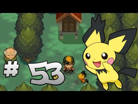 Let's Play Pokemon: HeartGold - Part 53 - Spiky Eared Pichu