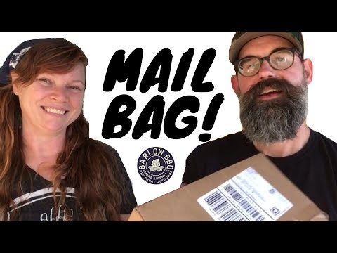 Opening Packages From Our Fans! THANK YOU!! | Barlow BBQ