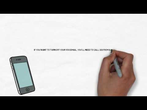 Mobile Tips - How to turn on and off voicemail on Three mobile network