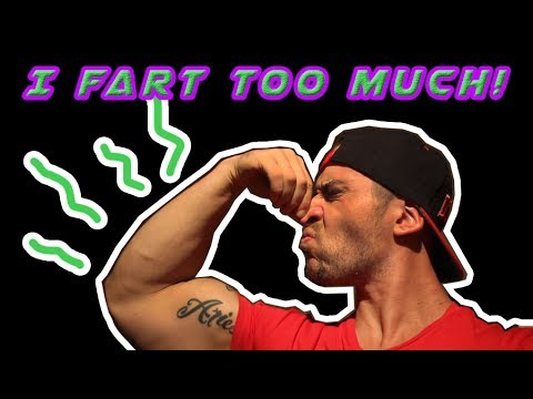 FARTING TOO MUCH? | TIPS TO REDUCE FLATULENCE