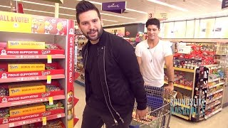 Dan + Shay Shop Walgreens For Ultimate CMA Music Fest Survival Kit