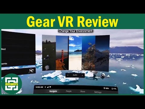 Samsung Gear VR with Controller Review + Dec 2017 Updates