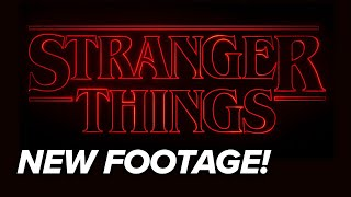 Stranger Things 2 NEW FOOTAGE REVEALED (Trick or Treat Clip)