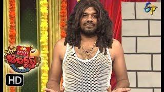 Sudigaali Sudheer Performance   Extra Jabardsth   25th  August 2017  ETV  Telugu
