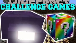 Minecraft: Mighty Mite Challenge Games - Lucky Block Mod - Modded Mini-game