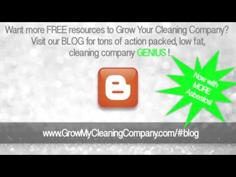 How to Get Goverment Cleaning Contracts  Quick Hits 1 Solving Problems