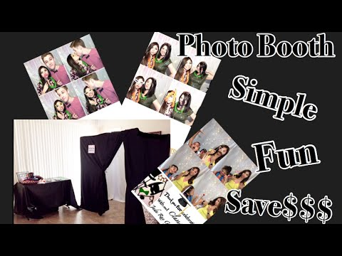 DIY Photo Booth Using An IPad On A Budget