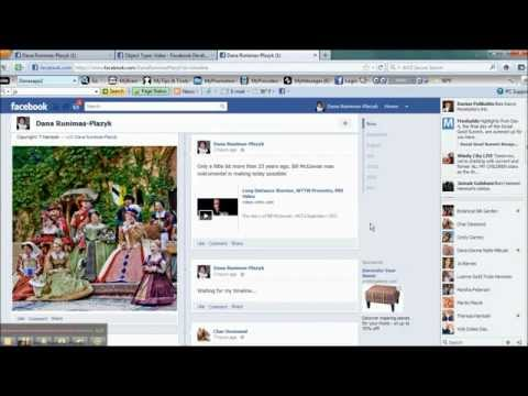 Facebook Timeline Profile Changes of September 22, 2011 - How To See Your Timeline Now