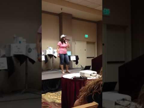 Erin Nicole Singing Destiny's Child