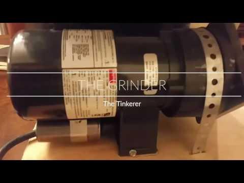 #32 motorized meat grinder