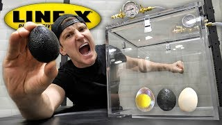 Download What Happens When You Put a LINE-X EGG in a Vacuum Chamber? (LINE-X EGG EXPERIMENT) Video