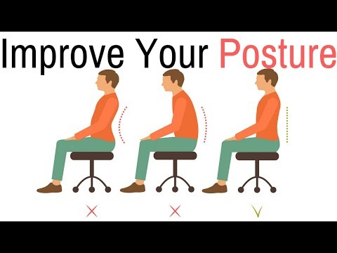 10 Ways to Improve Posture