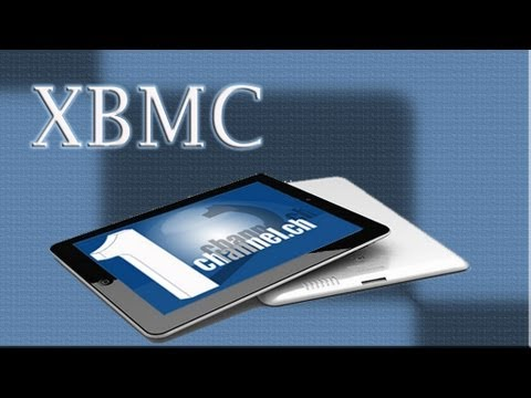How to install 1Channel plugin in XBMC for iPad