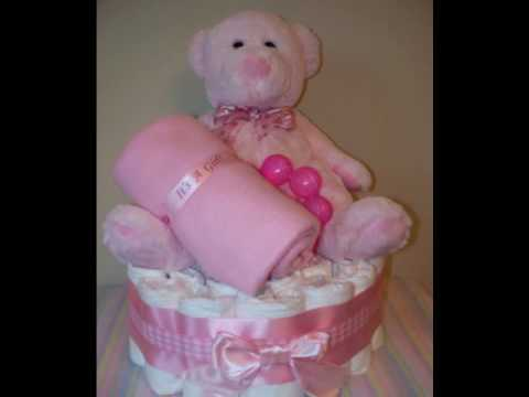 Atwood Baby Cakes~Diaper Cakes