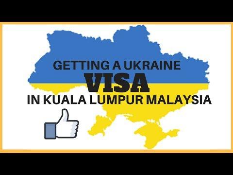 Ukraine Visa Application in Malaysia