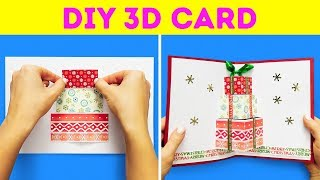 32 DIY HOLIDAY CARDS IDEAS