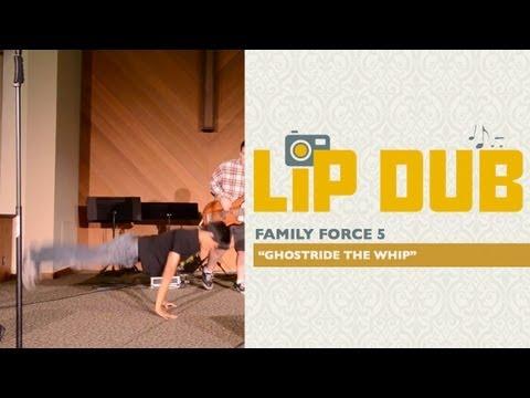 CNC LipDub: Family Force 5
