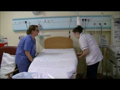 A Day in the life of a Nursing Assistant/Healthcare Support Worker