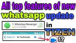 Whatsapp tpk in tizen (z1,z2,z3,z4) - PakVim net HD Vdieos